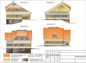 Выбор проекта дома