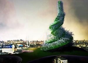 Проекты экологических зданий