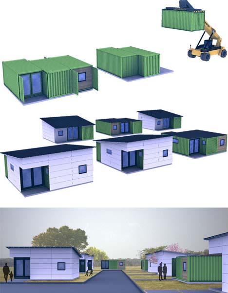 Модульное жильё