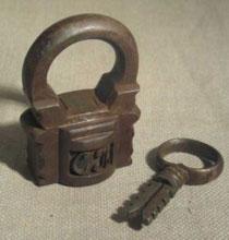 Замки и ключи