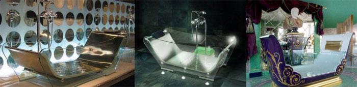 эксклюзивные ванны