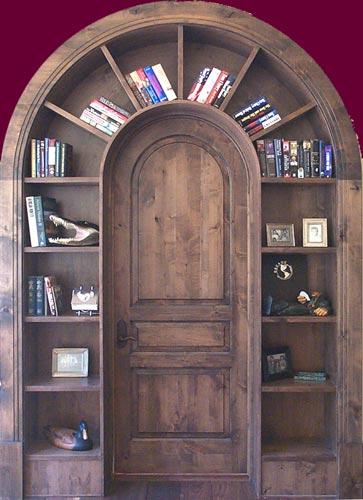 Красивые двери для дома