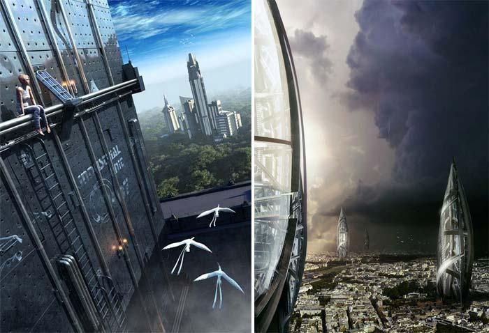 проект город будущего