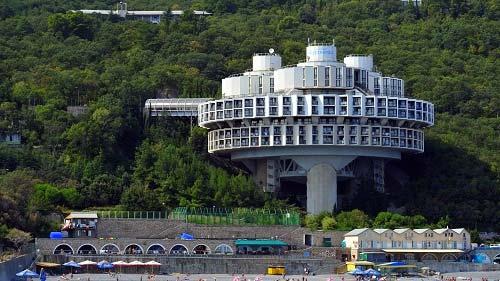 бетонные сооружения