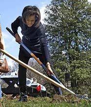 Obama-garden