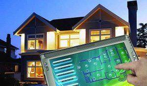 Блок управления умным домом
