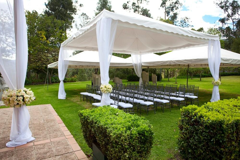 Сделайте свой участок еще более элегантным и захватывающим с садовыми шатрами